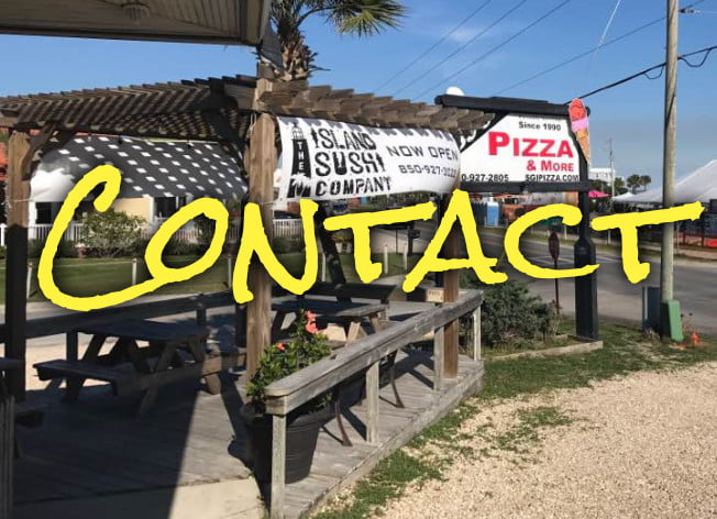 Voted Best Pizza In Panama City Beach