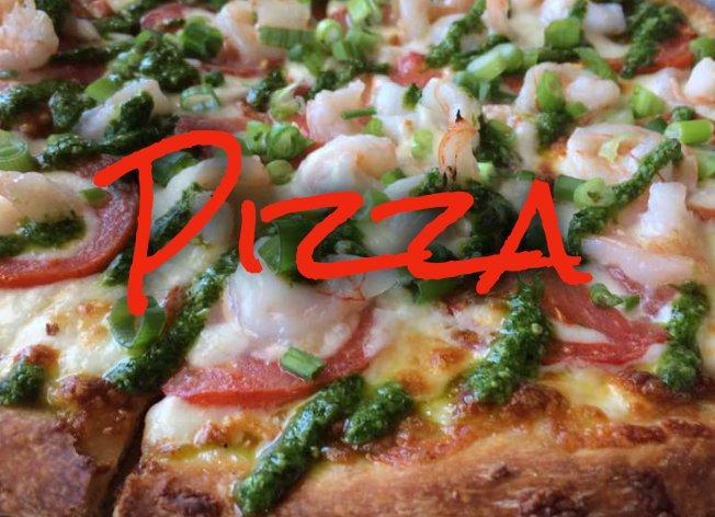 St George Island Pizza